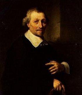 Ferdinand Bol: Bildnis eines älteren Mannes