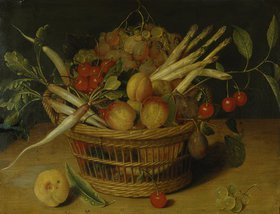 Isaak Soreau: Gemüse- und Obststilleben