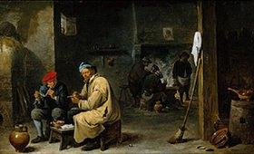 David Teniers: In der Dorfschenke