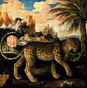 Paul de Vos: Ein Leopard