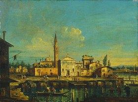Canaletto (Giovanni Antonio Canal): Venezianische Vedute