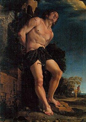 Lodovico Carracci: Der hl.Sebastian