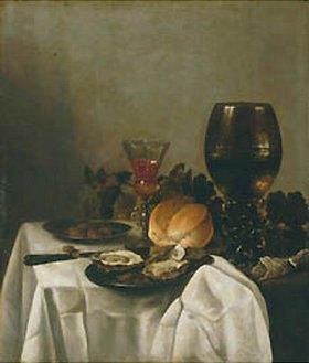 Pieter Claesz.: Stilleben