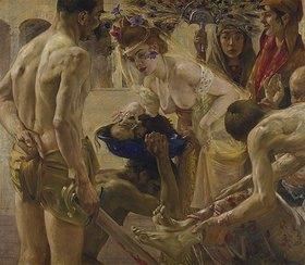 Lovis Corinth: Salome