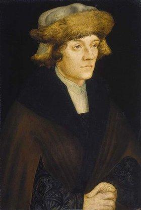 Lucas Cranach d.Ä.: Gerhart Volk, Bildnis