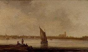 Aelbert Cuyp: Ansicht von Dordrecht