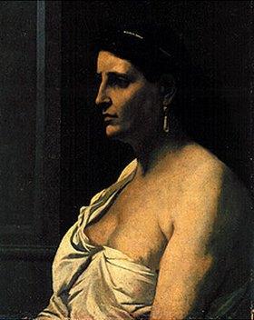Anselm Feuerbach: Bildnis einer Römerin