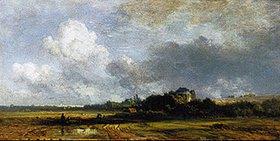 Eduard Schleich d.Ä.: Landschaft bei Pommersfelden