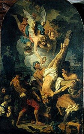 Pierre Subleyras: Die Kreuzigung Petri