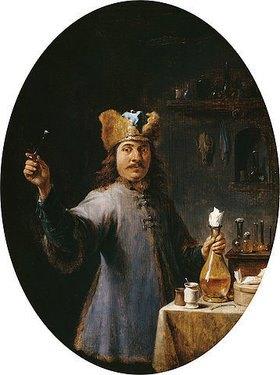 David Teniers: Der Quacksalber