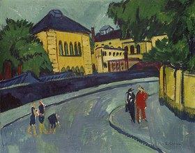 Ernst Ludwig Kirchner: Dresden, Friedrichstadt