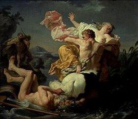 Louis François Lagrenée: Die Entführung der Dejanira
