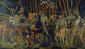 Paolo Uccello: Die Schlacht von San Romano