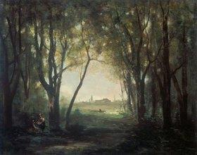 Jean-Baptiste Camille Corot: Der Teich