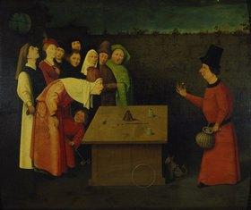 Hieronymus Bosch: Der Gaukler