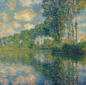 Claude Monet: Pappeln an der Epte