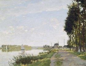 Claude Monet: Der Spaziergang bei Argenteuil