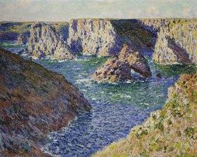 Claude Monet: Die Felsen der Belle Ile