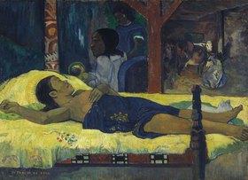Paul Gauguin: Die Geburt Christi (TE TAMARI NO ATUA)