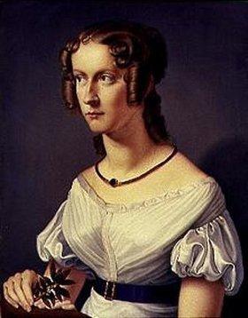 Heinrich Maria Hess: Bildnis eines jungen Mädchens