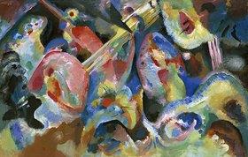 Wassily Kandinsky: Improvisation Sintflut