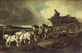 Théodore Géricault: Der Kohlenwagen