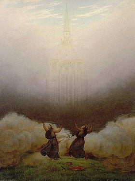 Caspar David Friedrich: Die Vision der christlichen Kirche