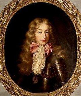 Französisch: Herzog Viktor Amadeus II. von Savoyen