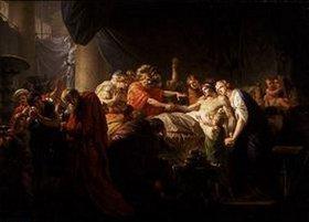 Friedrich Heinrich Füger: Der Tod des Germanicus