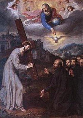 Deutsch: Die Sendung des Jesuitenordens