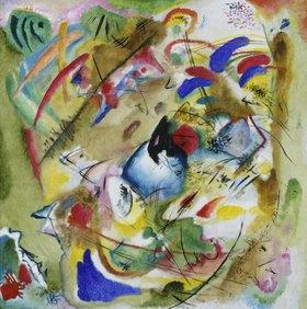 Wassily Kandinsky: Träumerische Improvisation