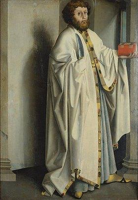 Konrad Witz: Der hl. Bartholomäus