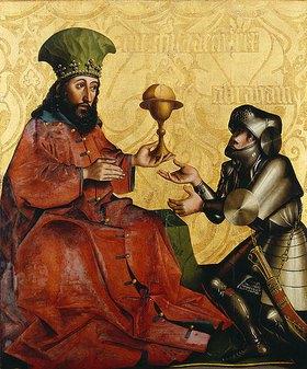 Konrad Witz: Abraham vor Melchisedek