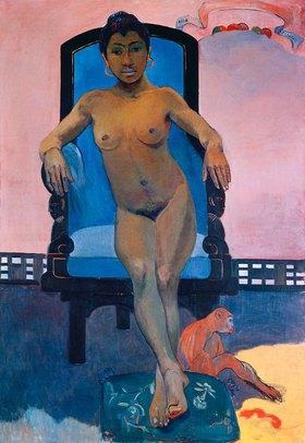 Paul Gauguin: Aita Tamari Vahine (La Javanaise)