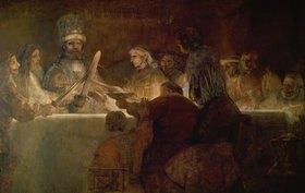 Rembrandt van Rijn: Die Verschwörung des Claudius Civilis