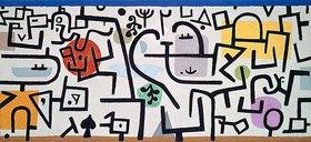 Paul Klee: Reicher Hafen (ein Reisebild)