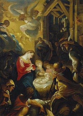Joseph Heintz d.Ä.: Die Geburt Christi