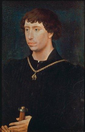 Rogier van der Weyden: Bildnis Karls des Kühnen