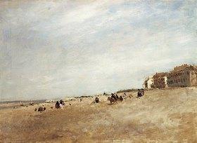 David Cox d.Ä.: Strandszene in Rhyl