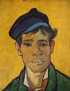 Vincent van Gogh: Junger Mann mit Mütze
