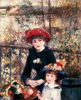 Auguste Renoir: Auf der Terrasse