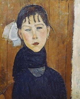 Amadeo Modigliani: La petite Marie