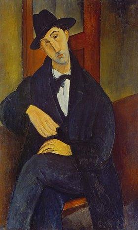 Amadeo Modigliani: Bildnis eines Mannes (M.Mario)