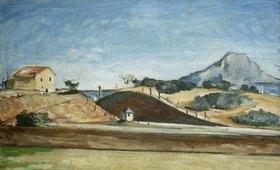 Paul Cézanne: Der Bahndurchstich