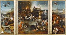 Hieronymus Bosch: Antonius-Altar. Totale