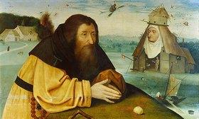 Hieronymus Bosch: Die Versuchung des hl.Antonius