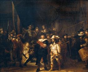 Rembrandt van Rijn: Die Nachtwache