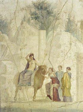 Pompeji: Der Raub der Europa