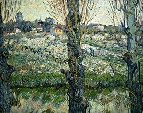 Vincent van Gogh: Blick auf Arles