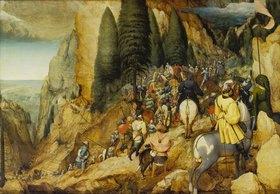 Pieter Brueghel d.Ä.: Die Bekehrung Pauli